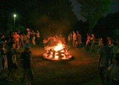 油山市民の森(キャンプ場)の画像